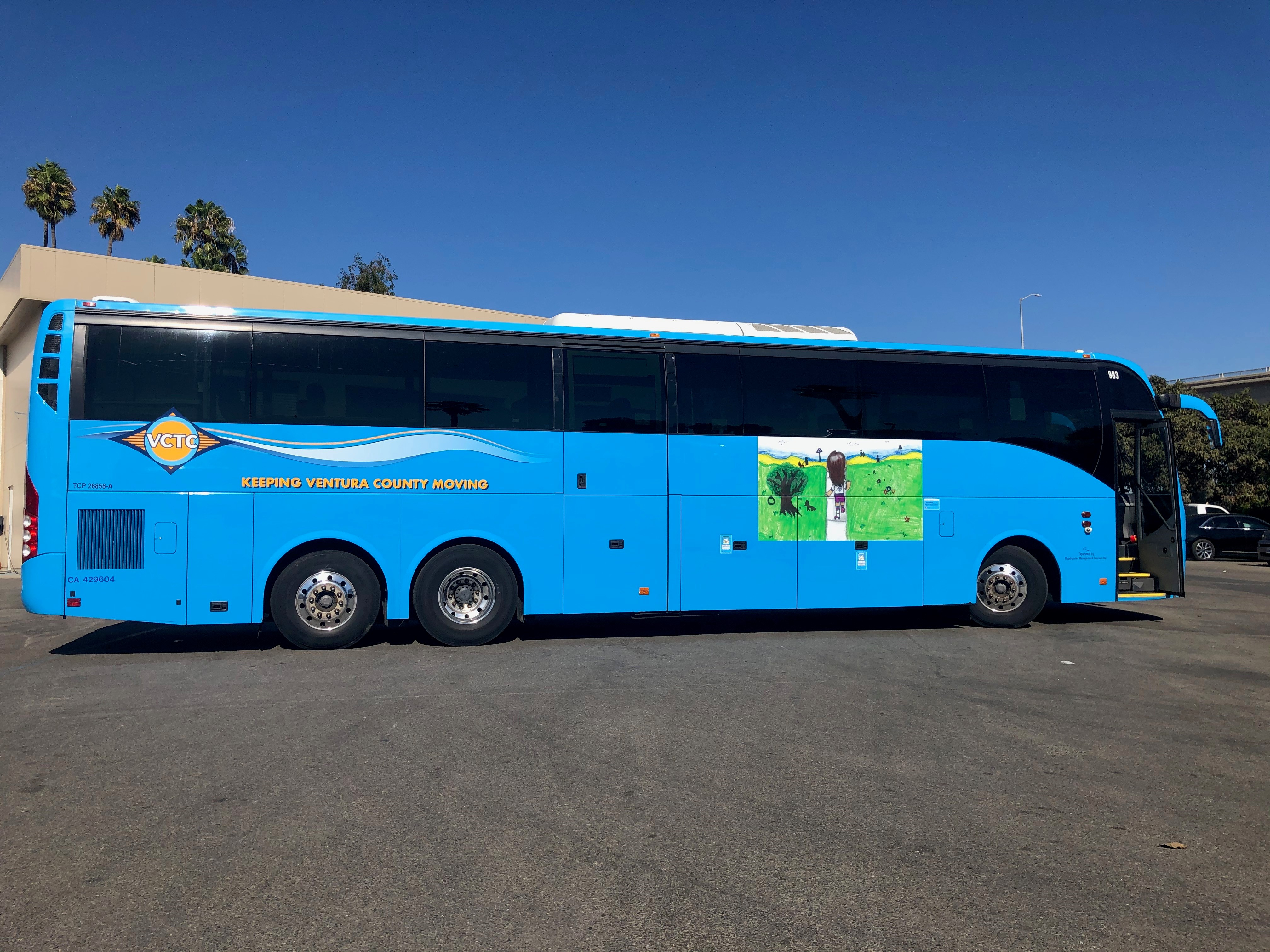 VCTC Arts Bus