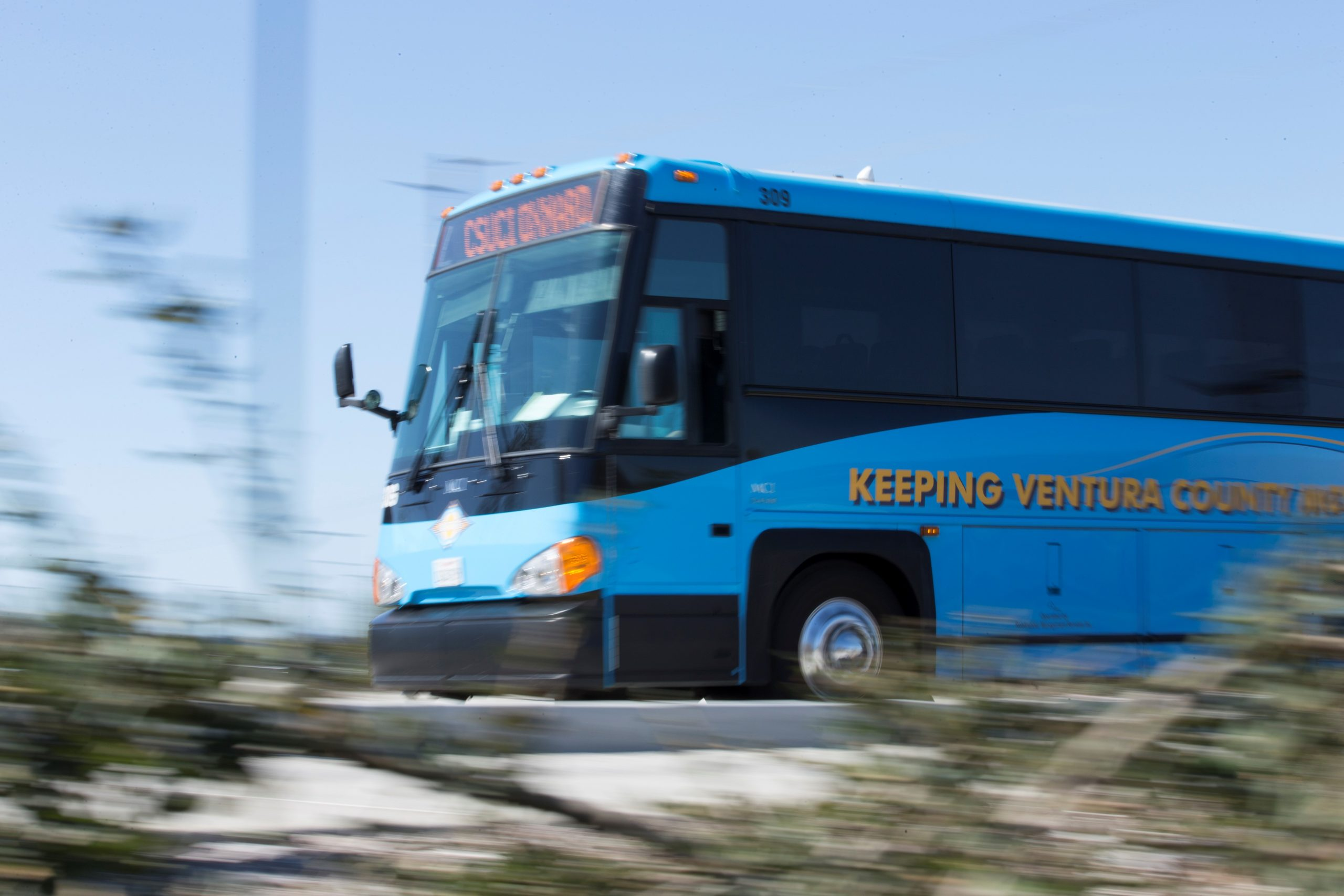 VCTC Bus