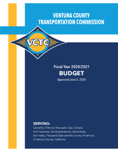 VCTC budget cover art